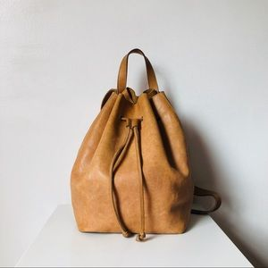 Somerset Mini Leather Backpack
